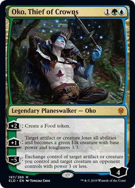 Oko, Theif of Crowns