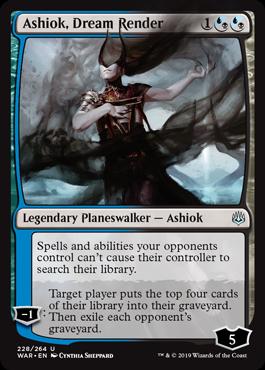 Ashkiok, Dream Render