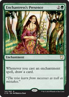 Enchantress' Presence