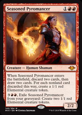 Seasoned Pyromancer