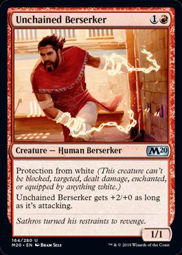 Unchained Berseker