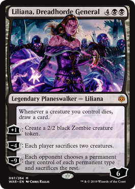 Liliana Dreadhorde General