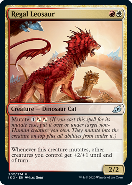Regal Leosaur